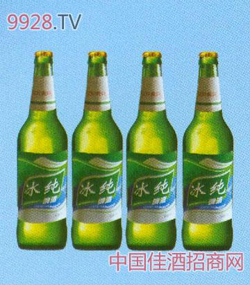 冰纯啤酒全国招商中