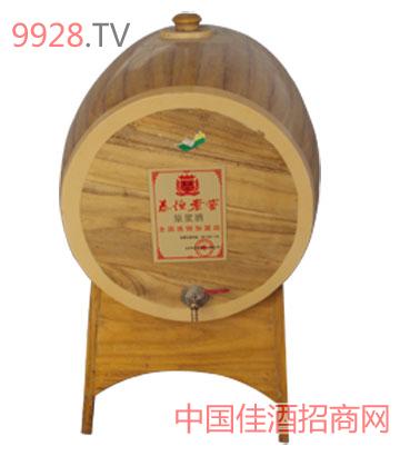泰恒老窖木桶酒