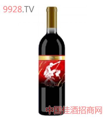 甜蜜之舞甜红葡萄酒