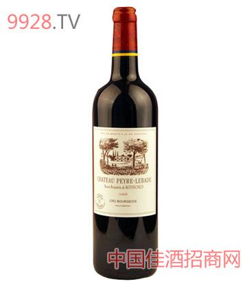 岩石古堡(皮耶勒堡)红葡萄酒