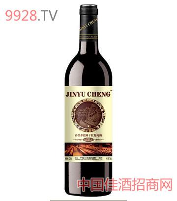 中粮长城珍酿九八葡萄酒