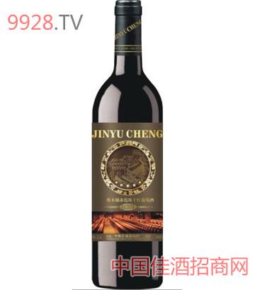 中粮长城珍酿九二葡萄酒