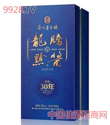 龙腾黔酱酒30年