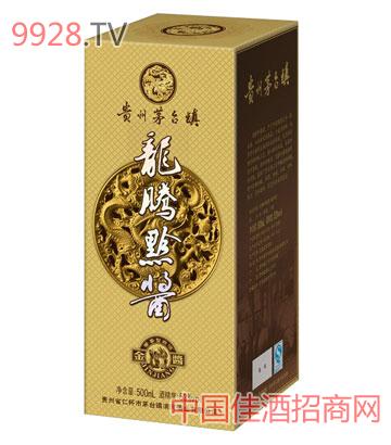 龙腾黔酱酒(金酱)
