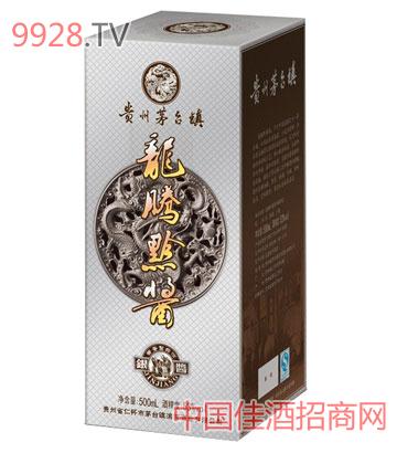 龙腾黔酱酒(银酱)