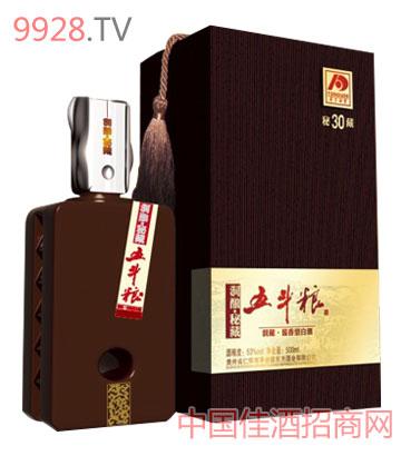 五斗粮酱香酒30