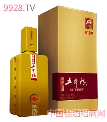 五斗粮10年酱香酒