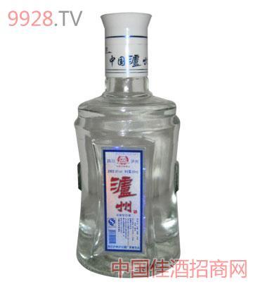 光瓶半斤泸州酒