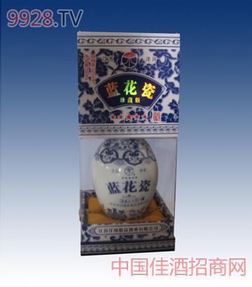 蓝花瓷(珍藏版)酒