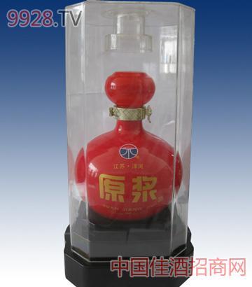 原浆(透明盒)酒