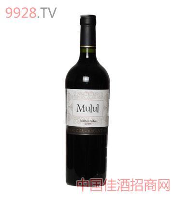 精制馬爾貝克干紅葡萄酒