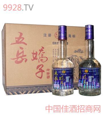 五岳娇子老窖酒