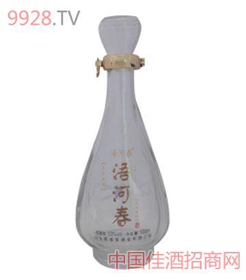 38°浯河春酒