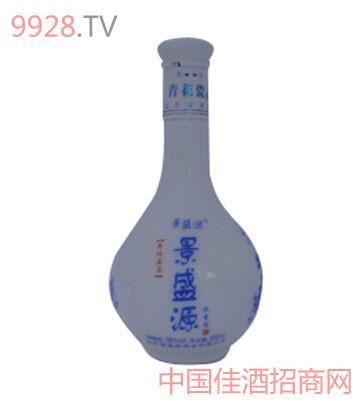 景盛源瓷瓶酒