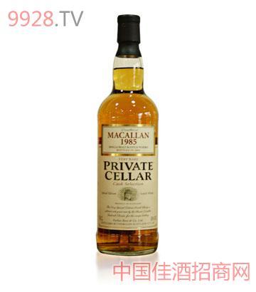 麦高伦1985威士忌