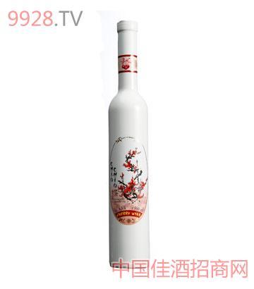 樱桃之吻甜红葡萄酒