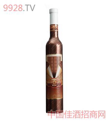 巧克力之缘利口半甜白葡萄酒
