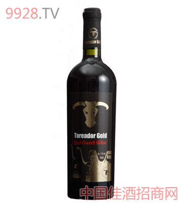 金托多甜红葡萄酒