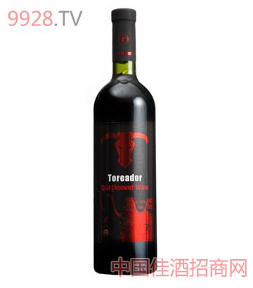 托多甜红葡萄酒