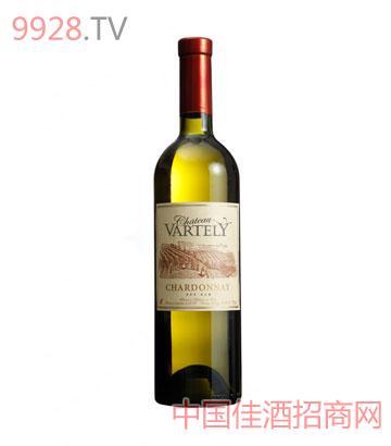 精品级霞多丽干白葡萄酒2009