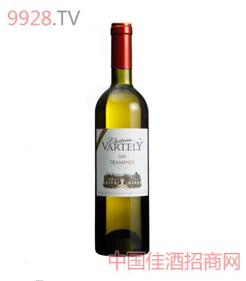窖藏级琼瑶浆干白葡萄酒2009
