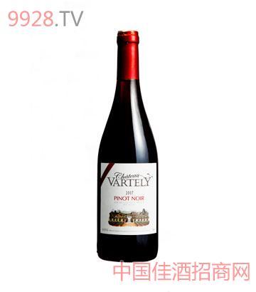 窖藏级黑品诺干红葡萄酒2007