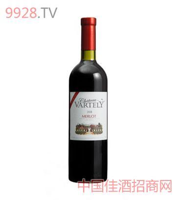 窖藏级梅洛干红葡萄酒2008