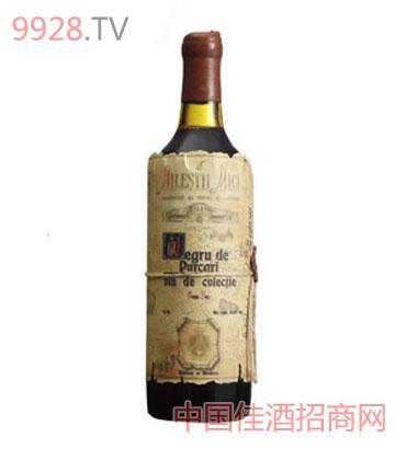 黄金典藏尼格鲁干红葡萄酒