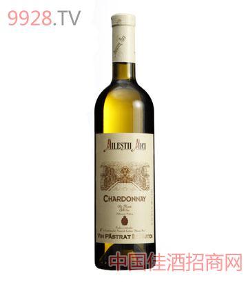 精品霞多丽干白葡萄酒
