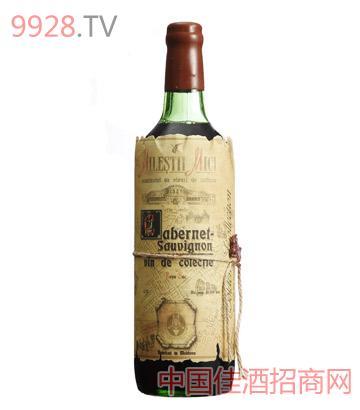黄金典藏赤霞珠干红葡萄酒