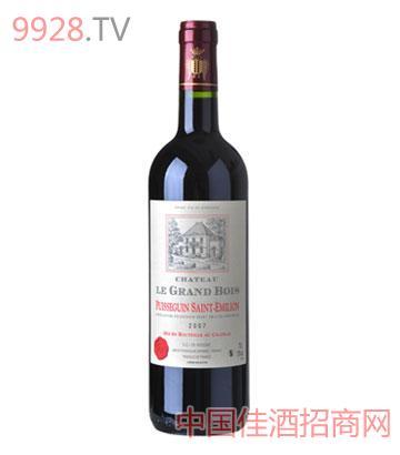 博尔仕城堡红葡萄酒