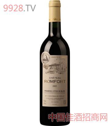 罗佛城堡2005葡萄酒