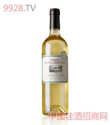 亚力山大榭香白葡萄酒