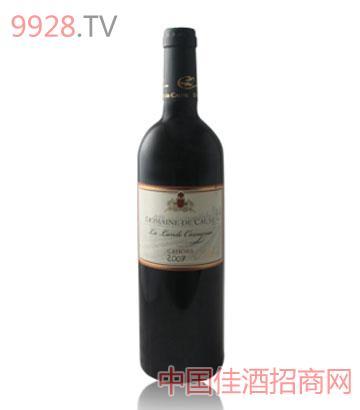 拉朗德黑葡萄酒