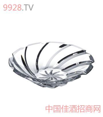 水晶水果碟--INTRIGO