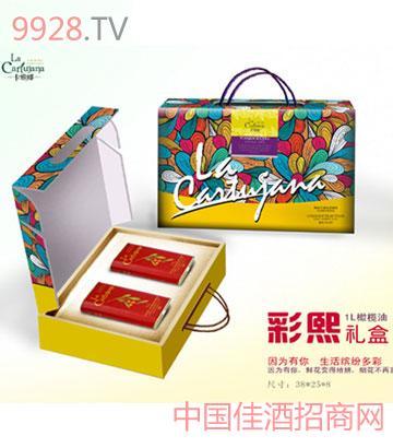 彩熙礼盒(1L-2支)