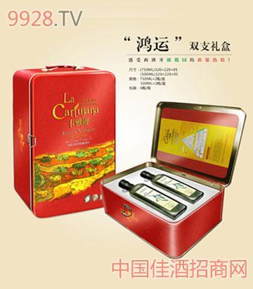 鸿运礼盒(500ml 750ml)