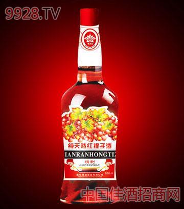 纯天然红提子酒精制A87