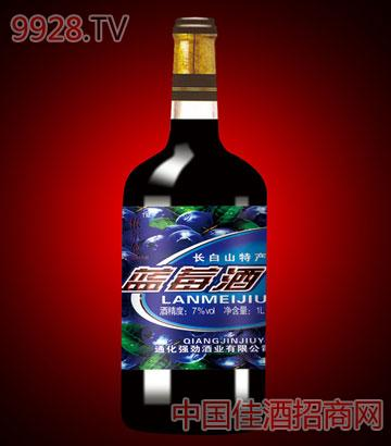 长白山特产蓝莓酒A71