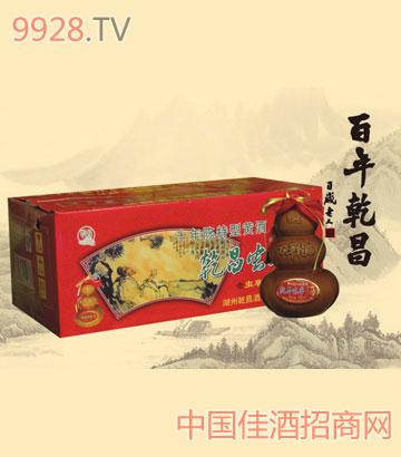 500ml十年乾昌虫草酒