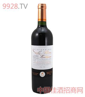 蒙塔瑞玫瑰古堡干红葡萄酒