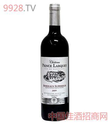 拉奎王子干红葡萄酒