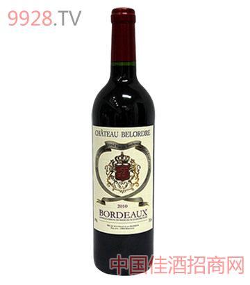 法国贝洛古堡干红葡萄酒