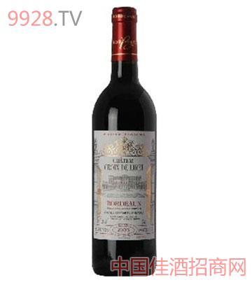 歌丽古堡干红葡萄酒
