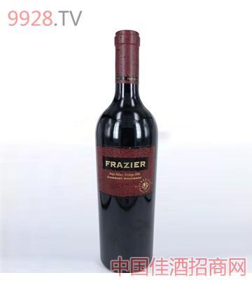 弗雷泽 赤霞珠红葡萄酒