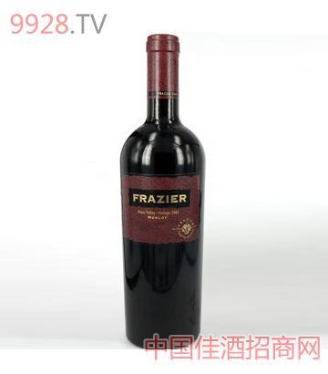 弗雷泽 梅乐红葡萄酒