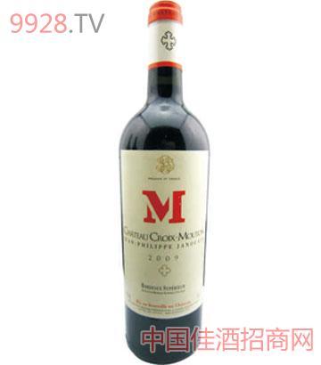 十字木桐-葡萄酒