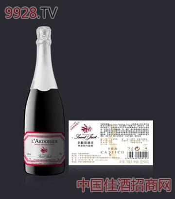 圣鞠斯酒庄阿多斯汽泡酒
