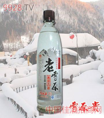 老雪原高粱王酒