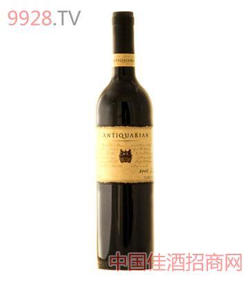 克莱尔谷古典珍藏设拉子2006葡萄酒